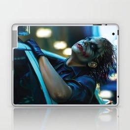 Joker Heath Ledger Laptop & iPad Skin
