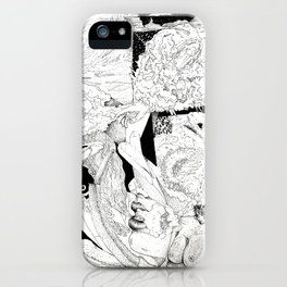 The Ages iPhone Case