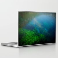 underwater Laptop & iPad Skins featuring underwater by habish