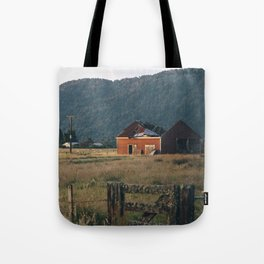 golden ruin Tote Bag