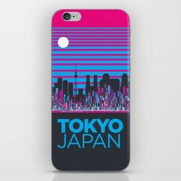 Vintage Travel: Tokyo iPhone Skin
