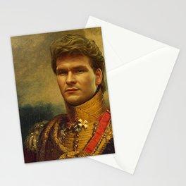 Patrick Swayze - replaceface Stationery Cards