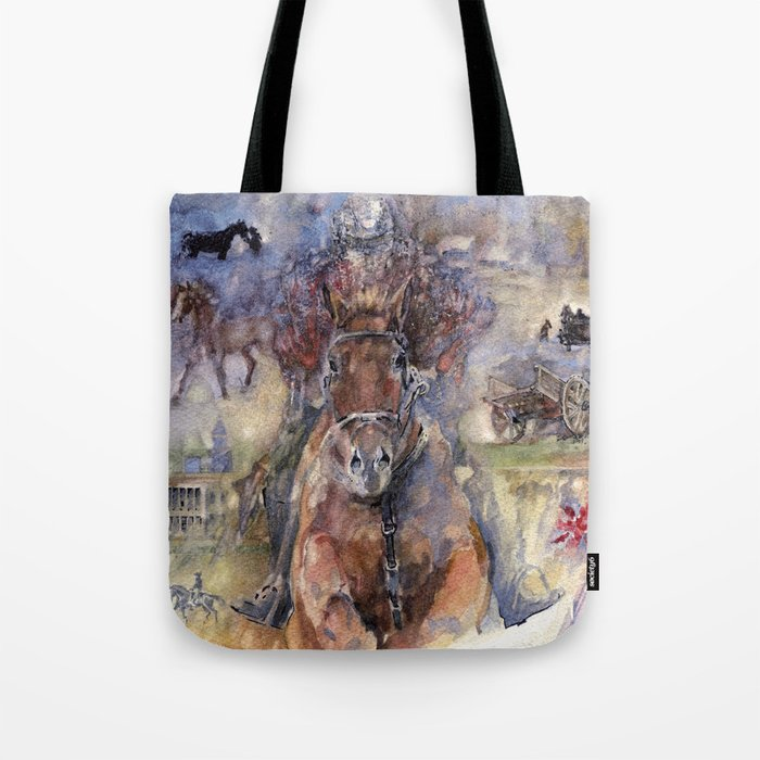 Way to victory Tote Bag