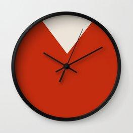 Mid Century Modern Vintage 17 Wall Clock