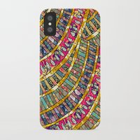egyptian iPhone & iPod Cases featuring EGYPTIAN GODDESS by Bianca Green