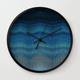 Fabric 50. Wall Clock