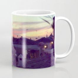 Sunset in Granada, Spain Coffee Mug