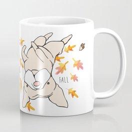 Fall Frenchie Coffee Mug