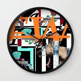 FOCUS WHILE HUNTING season 1 Wall Clock