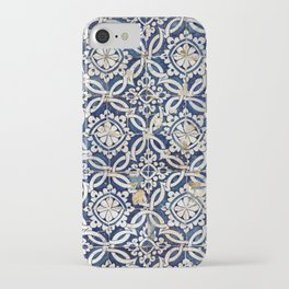 Portuguese glazed tiles iPhone Case