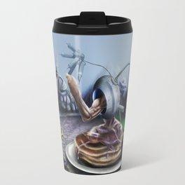 Pancake Justice Travel Mug