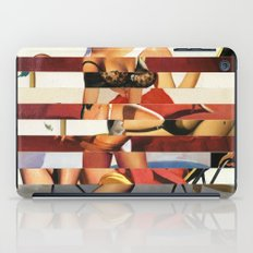 Glitch Pin-Up Redux: Britney iPad Case