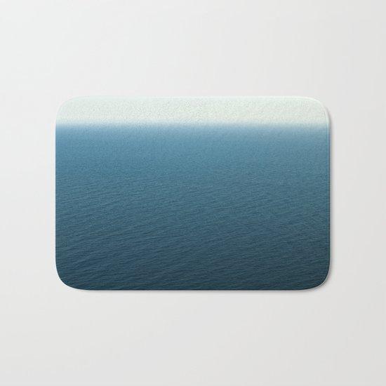 Simply calm sea Bath Mat