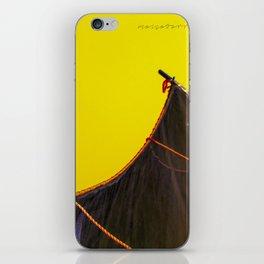 vela iPhone Skin