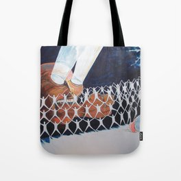 Dont let it get the next gen Tote Bag