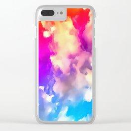Big Secret Clear iPhone Case