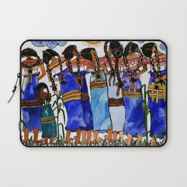 Sometimes we get tired of traditional life Laptop Sleeve