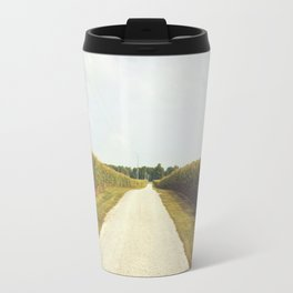Indiana Corn Field Summers Travel Mug