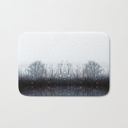 Winter is here by Brian Vegas Bath Mat
