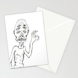 okie dokieee Stationery Cards