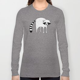 Raccoon swoon Long Sleeve T-shirt