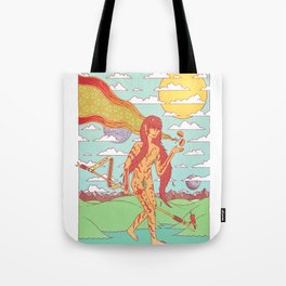 The Happen Dasher.  Tote Bag