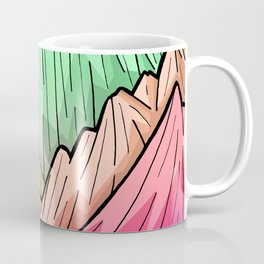 Candy Colour Mounts Coffee Mug