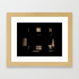 A Good Spot Framed Art Print