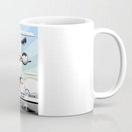 The Paparbag Monster Coffee Mug