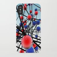 dna iPhone & iPod Cases featuring DNA by Danielle Waterworth