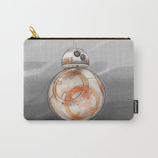 BB8 - on the move Carry-All Pouch