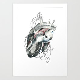 H10 Art Print