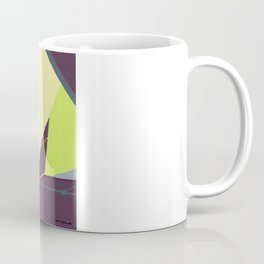 Kite—Aubergine Coffee Mug
