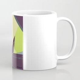 Kite—Aubergine Coffee Mug