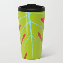 Tropical Leaf - Young Monstera Travel Mug