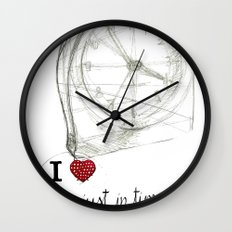 Just in time Wall Clock