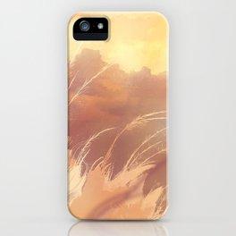 East Wind iPhone Case
