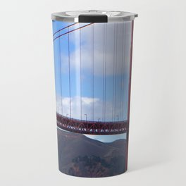 Golden Gate Bridge San Francisco Ca Travel Mug