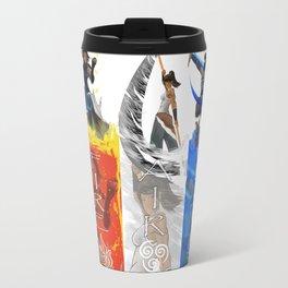 Legend of Korra Elements Travel Mug