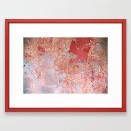 Textured Abstract Art III Framed Art Print