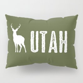 Deer: Utah Pillow Sham