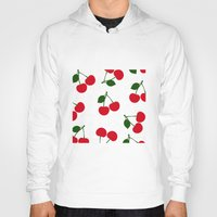 cherry Hoodies featuring cherry by vitamin
