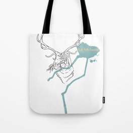Tigersplat Tote Bag
