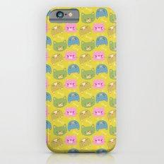 Happy Cats Slim Case iPhone 6s