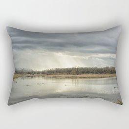 Birdland Rectangular Pillow