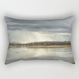Birdland Rectangular Pillow