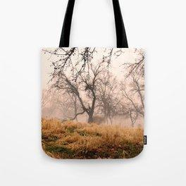 Natural Mystic in the Air Tote Bag