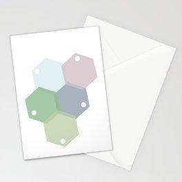 Farbbienenstock Stationery Cards