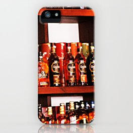 Booze iPhone Case