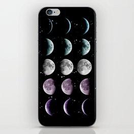 Moon Phase iPhone Skin